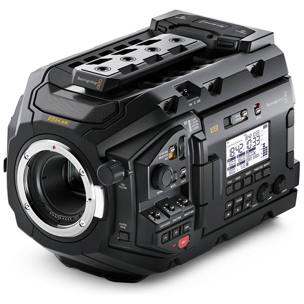 Blackmagic Design ビデオカメラ (BMD・CINEURSAMUPRO)