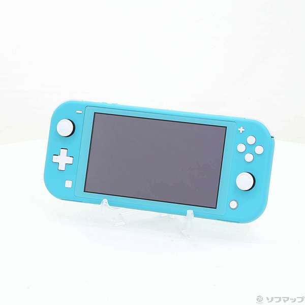 【中古】Nintendo(任天堂) Nintendo Switch Lite ターコイズ 【291-ud】