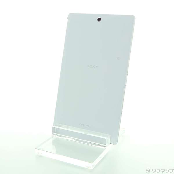 【中古】SONY(ソニー) Xperia Z3 Tablet Compact 32GB ホワイト SGP612JP/W Wi-Fi 【291-ud】
