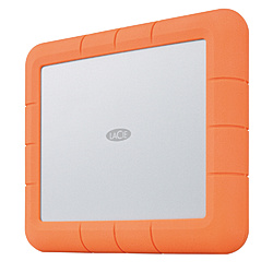 ELECOM(エレコム) STHT8000800 LaCie Rugged RAID Shuttle USB-C 8TB