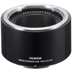 FUJIFILM(フジフイルム) マクロエクステンションチューブ MCEX-45G WR FMCEX45GWR