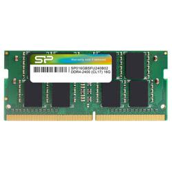 Silicon Power(シリコンパワー) SP016GBSFU240B02 (260pin/DDR4-2400/16GB) SP016GBSFU240B02