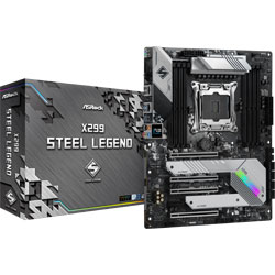ASRock(アスロック) X299 Steel Legend X299SteelLegend