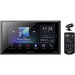 Pioneer(パイオニア) カーオーディオ カロッツェリア DMH-SZ700 6.8型 Amazon Alexa搭載 AppleCarPlay AndroidAuto?対応 2DIN Bluetooth/USB カロッツェリア DMH-SZ700 DMHSZ700