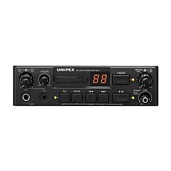 ユニペックス アンプ 返品不可 UNI-PEX NDS-204A スーパーセール NDS204A