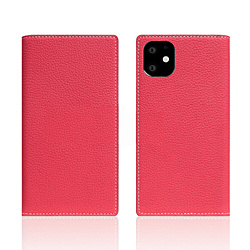 ROA iPhone11 Full Grain Leather Case Pink Rose SD17914I61R