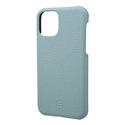 坂本ラヂヲ Shrunken-calf Leather Shell for iPhone 11 Pro 5.8インチ BBL GSCSCIP01BBL