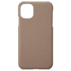 坂本ラヂヲ Shrunken-calf Leather Shell for iPhone 11 6.1インチ TPE GSCSC-IP02TPE GSCSCIP02TPE