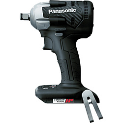 Panasonic(パナソニック) Panasonic デュアル 充電インパクトレンチ 本体のみ 黒 EZ75A8XB