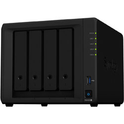 SYNOLOGY NASキット[ストレージ無 /4ベイ] DiskStation DS420+ DS420+