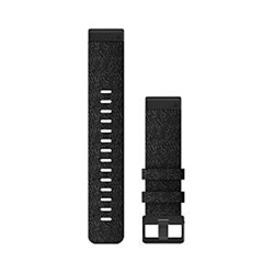 GARMIN(ガーミン) QuickFit F6 22mm Black Nylon 010-12863-17 0101286317