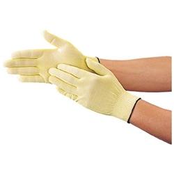 トラスコ中山 アラミド手袋 15ゲージ ファッション通販 薄手タイプ 正規逆輸入品 LLサイズ DPM900LL