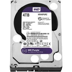 Western Digital WD Purple WD40PURZ バルク品 (3.5インチ/4TB/SATA) WD40PURZ
