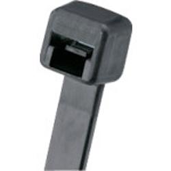 パンドウイット パンドウイット ナイロン結束バンド 耐熱性黒 (1000本入) PLT4IM30