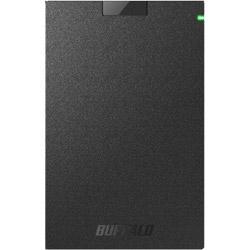 BUFFALO(バッファロー) HD-PCG2.0U3-GBA USB3.1(Gen.1)対応 ポータブルHDD [2.0TB・ブラック] HDPCG2.0U3GBA [振込不可]