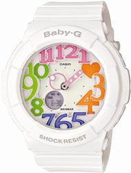 CASIO(カシオ) Baby-G ベイビージー 「Neon Dial Series」 BGA-131-7B3JF BGA1317B3JF
