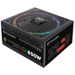 Thermaltake TOUGHPOWER GRAND RGB 850W PS-TPG-0850FPCGJP-R (80PLUS GOLD認証取得/850W) PSTPG0850FPCGJPR