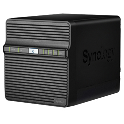 SYNOLOGY DiskStation DS420j クアッドコアCPU搭載多機能4ベイNASキット DS420j DS420J