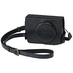 Canon 新作からSALEアイテム等お得な商品 お買い得品 満載 キヤノン ソフトケース PowerShot G7 X Mark BK III ブラック CSCG12BK CSC-G12 専用