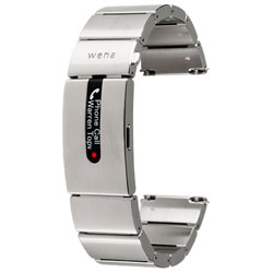 SONY(ソニー) ハイブリッドスマートウォッチ wena wrist pro Silver(J) WB-11A S WB11AS