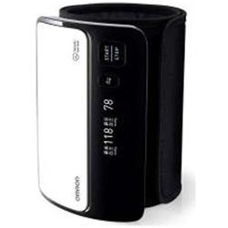 オムロン 上腕式血圧計 HEM-7600T-W ホワイト HEM7600TW