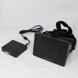 【中古】Oculus(オキュラス) セール対象品 Oculus Rift Development Kit (Version1.1)【291-ud】