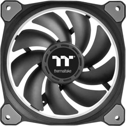 Thermaltake Riing Plus 12 RGB Radiator Fan TT Premium Edition -3Pack- CL-F053-PL12SW-A (ケースファン/120mm/3基セット) CLF053PL12SWA