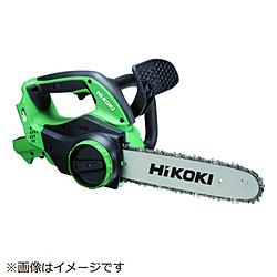 工機ホールディングス HiKOKI 36V(マルチボルト)コードレスチェンソー 本体のみ CS3630DANN