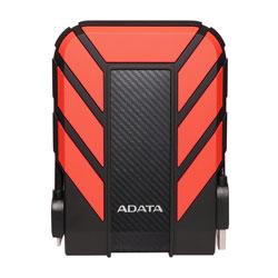 ADATA(エイデータ) 外付HDD 2TB[USB3.1] HD710 Pro 外付けハードドライブ AHD710P-2TU31-CRD レッド AHD710P2TU31CRD