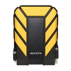 ADATA(エイデータ) 外付HDD 2TB[USB3.1] HD710 Pro 外付けハードドライブ AHD710P-2TU31-CYL イエロー AHD710P2TU31CYL
