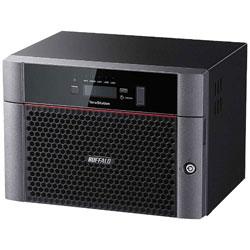 BUFFALO(バッファロー) 外付けHDD[USB 3.0・48TB]Windows/Mac両対応(ブラック) TS5810DN4808 TS5810DN4808 [代引不可]