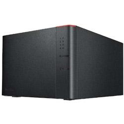 BUFFALO(バッファロー) HD-QHA32U3/R5 RAID5 USB3.1対応 外付けハードディスク [4ドライブ・32TB] HDQHA32U3R5