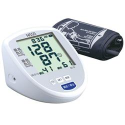 日本精密測器 上腕式デジタル血圧計 DS-S10 ホワイト DSS10