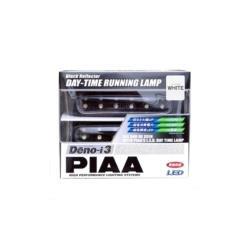 PIAA LEDデイタイムランプ 【Deno-i 3】 ホワイト12連 12V 2個入リ L-223W L223W