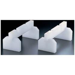 山県化学 プラスチック まな板用脚 超安い 永遠の定番 スタンド兼用 50cm AMNC804