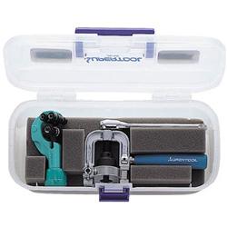 スティング フレキ管ツバ出し工具(ラチェットハンドル式)・カッターセット THS406R THS406R
