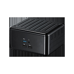 ASRock(アスロック) ベアボーンキット 4X4BOX-R1000M/JP 4X4BOXR1000MJP