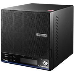 IO DATA(アイオーデータ) 【Trend Micro NAS Security 3年間】NASサーバー 〔2ドライブ・8TB〕 拡張ボリューム採用モデル HDL2-H8/TM3 HDL2H8TM3