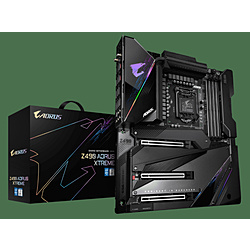GIGABYTE(ギガバイト) マザーボード Z490 AORUS XTREME [Extended ATX /LGA1200] Z490AORUSXTREME