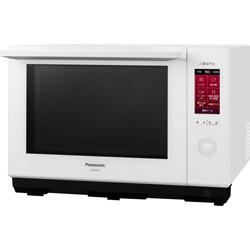 Panasonic パナソニック スチームオーブンレンジ Bistro 高額売筋 ビストロ NEBS657 新作通販 26L ホワイト NE-BS657-W