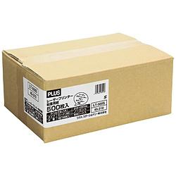 PLUS 〔レーザー〕オリジナルラベル 70μm LT-500S [A4 /500シート /1面] LT500S