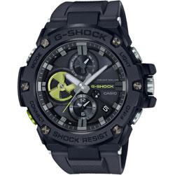 CASIO(カシオ) [Bluetooth搭載ソーラー時計]G-SHOCK(Gショック) G-STEEL(Gスチール) GST-B100B-1A3JF GSTB100B1A3JF