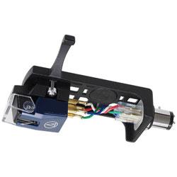 audio-technica(オーディオテクニカ) ヘッドシェル付VM型(デュアルムービングマグネット)ステレオカートリッジ VM520EB/H VM520EBH