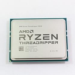 【中古】AMD(エーエムディー) Ryzen Threadripper 1900X 〔3.8GHz/SOCKET TR4〕【-ud】