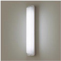 Panasonic(パナソニック) LEDブラケット・勝手口灯 天井直付型・壁直付型[昼白色 拡散タイプ・密閉型 防雨型 直管形蛍光灯FL20形1灯器具相当] LGW80190 LE1 LGW80190LE1 [振込不可]