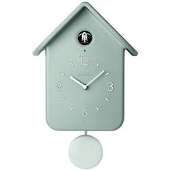 グッチーニ 振り子鳩時計 QQ CUCKOO 16860208 グレー 16860208