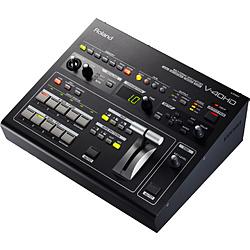 ROLAND ふるさと割 マルチフォーマット ビデオ V40HD V-40HD スイッチャー クリアランスsale!期間限定!