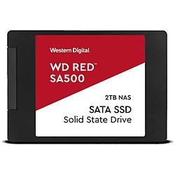 Western Digital 【国内正規代理店】WD 内蔵SSD 2.5 SATA / 2TB / WD Red SA500 / WDS200T1R0A WDS200T1R0A WDS200T1R0A