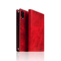 ROA iPhone XR 6.1 Badalassi Wax case レッド SD13689I61 SD13689I61