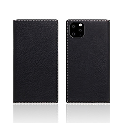 ROA iPhone11 Pro Minerva Box Leather Case ブラック SD17868I58R
